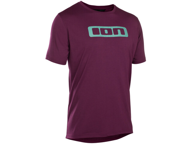 ION Seek DriRelease T-Shirt À Manches Courtes Homme, pink isover